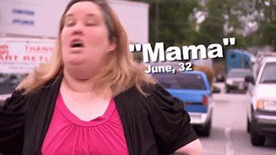 Community Post: 25 Crazy Mama June GIFs