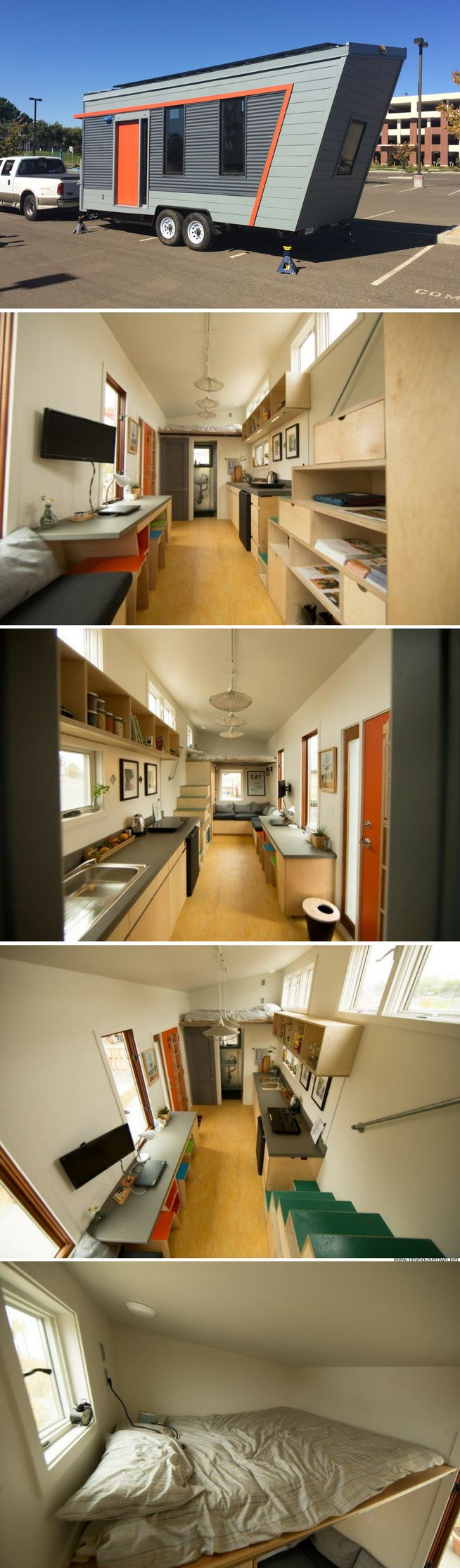 209 best Modern Style Tiny Houses images on Pinterest Tiny house