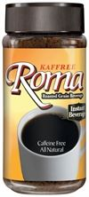 Kaffree Roma - Roasted barley based herbal coffee that quite a few patients enjoy! Worth trying before you dive back into the low acid, real coffee products.