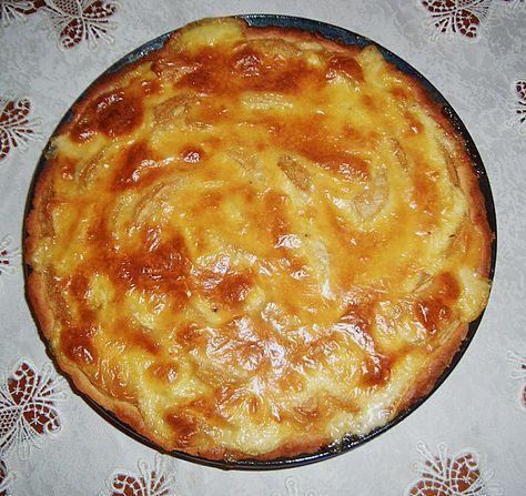 Apfelkuchen mit Vanillepudding, ein beliebtes Rezept aus der Kategorie Kuchen. Bewertungen: 37. Durchschnitt: Ø 4,1.