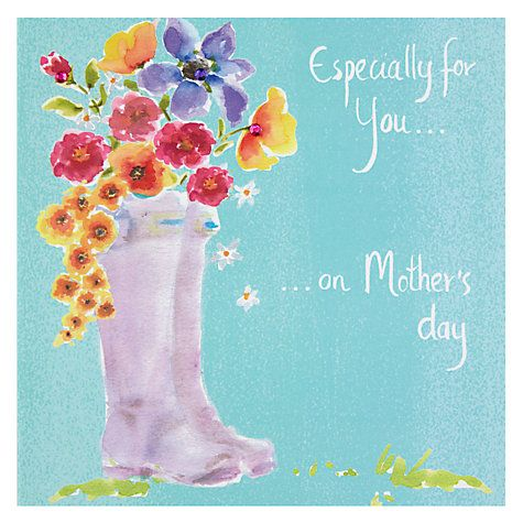 Buy Saffron Cards And Gifts Especially for you on Mother's Day Card Online at johnlewis.com
