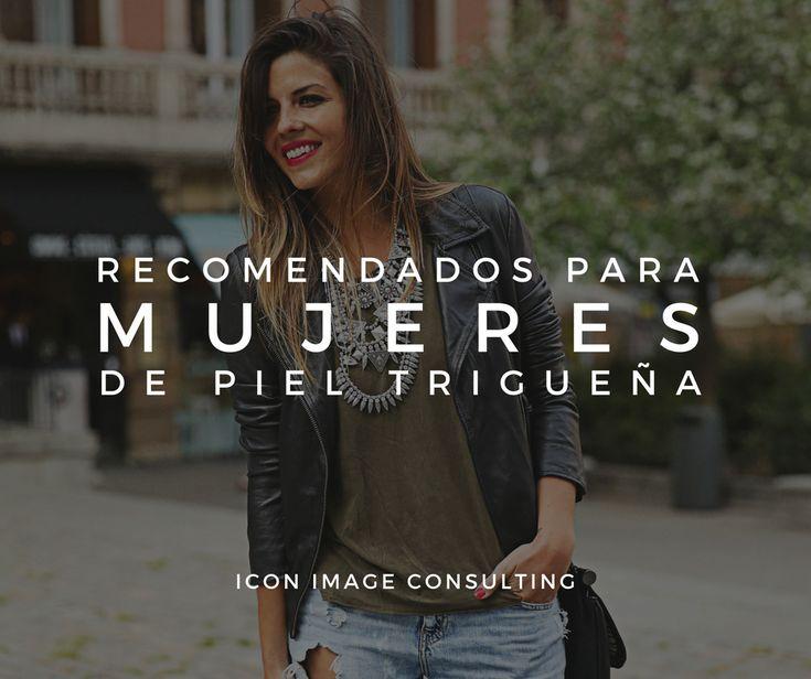 Resalta tu piel trigueña con estas recomendaciones en moda. Fashion tips by Icon, Image Consulting. Asesoría de imagen Medellín. presencial y online.