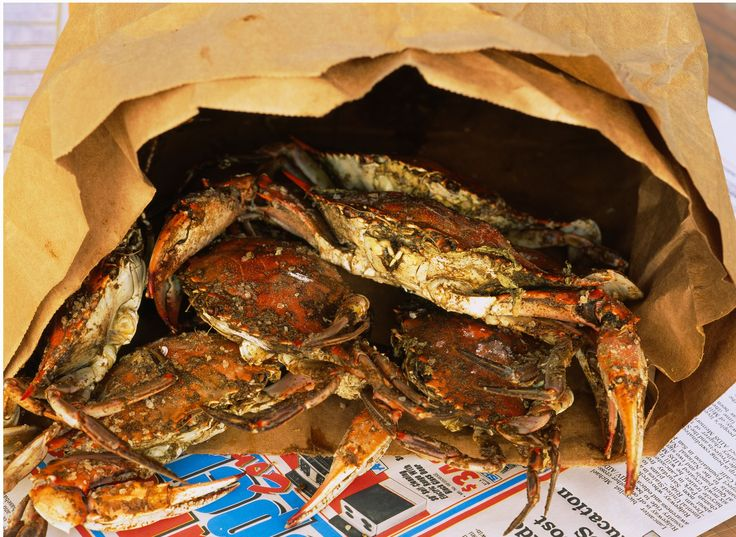 Freshly steamed blue crabs are a Baltimore tradition. Baltimore boasts a bushel of great crab houses, from the fancy to the frills-free.