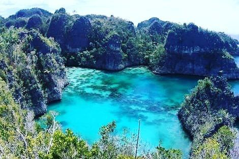 Telaga Bintang Raja Ampat #RajaAmpat #TourOperator #RajaAmpatBiz #Indonesia #IndonesiaKaya Like follow and join us! www.raja-ampat.biz