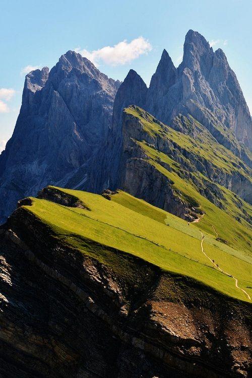 sublim-ature:  Val Gardena, ItalyAngelo Ferraris