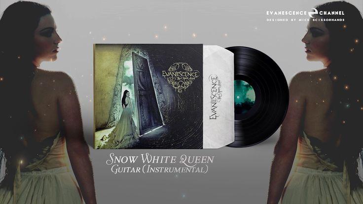 Evanescence - Snow White Queen: Guitar Instrumental