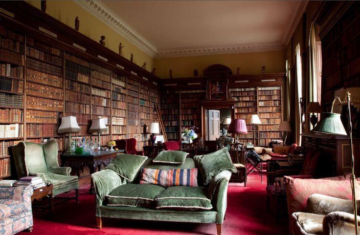 Irish Home Decorating Style | style court: The Irish Country House