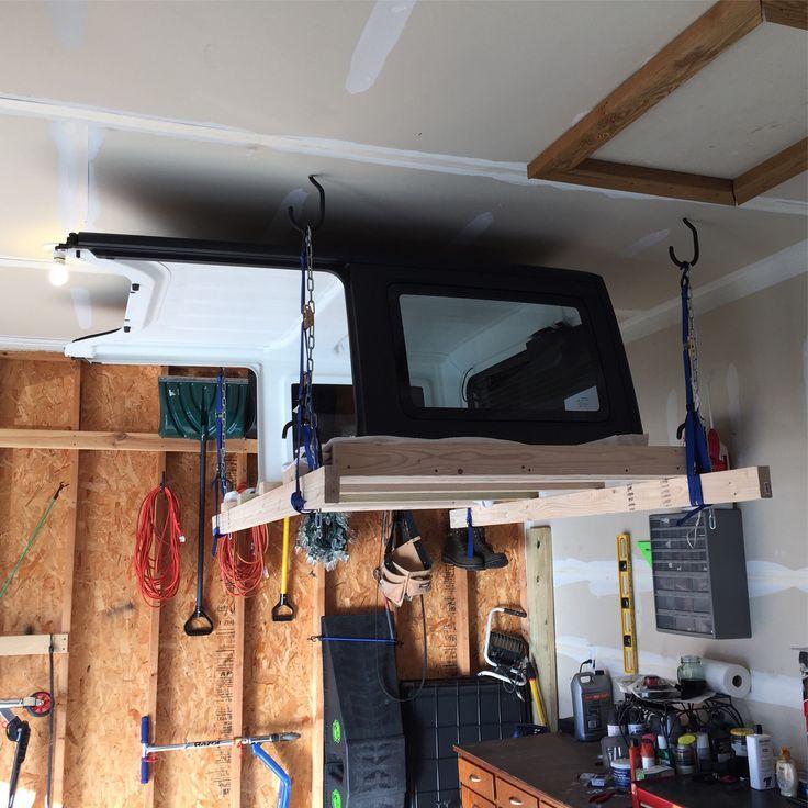 Jeep Wrangler Unlimited Hard Top Storage 8 Heavy Duty