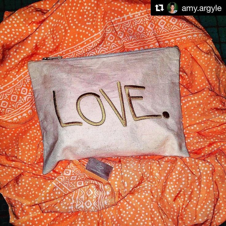Thank you, lovely @amy.argyle for your praise of #lindahering , we are delighted you love our label ❤️ #repost #lindaheringus #sarongayu #lovepouch