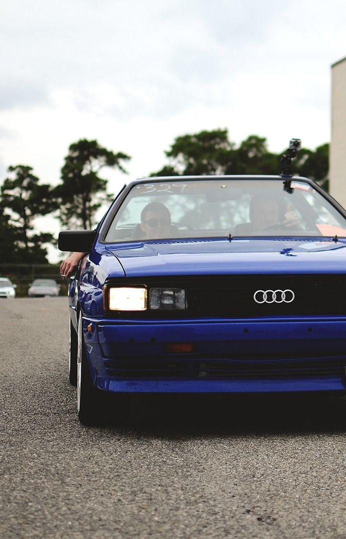 Audi twinning with the vw corrado