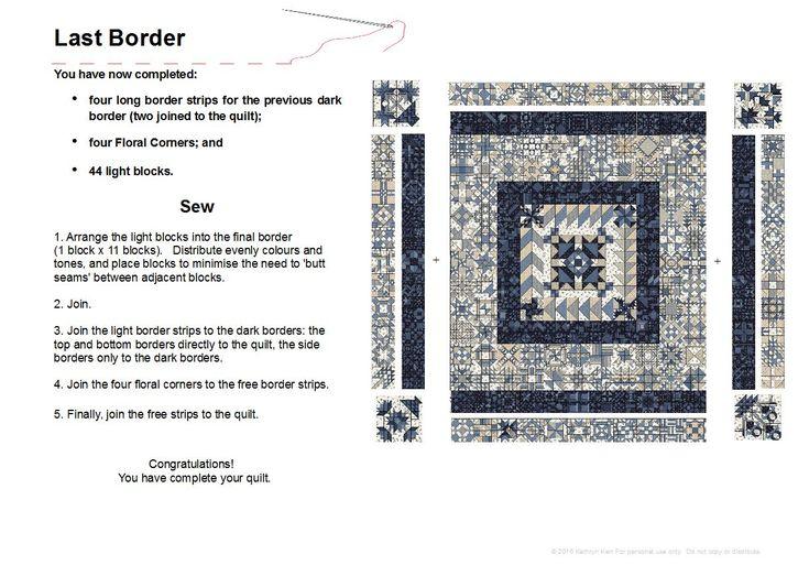 Final Border – Kathryn Kerr's 365Challenge