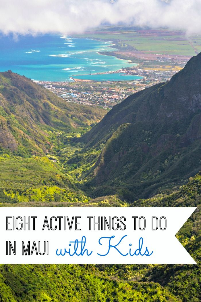 The Valley Isle of Maui is filled with incredible sites on land and at sea. Here are 8 active and fun things to do in Maui with kids. (Credit: Hawaii Tourism Authority, Tor Johnson)   Hawaii Travel