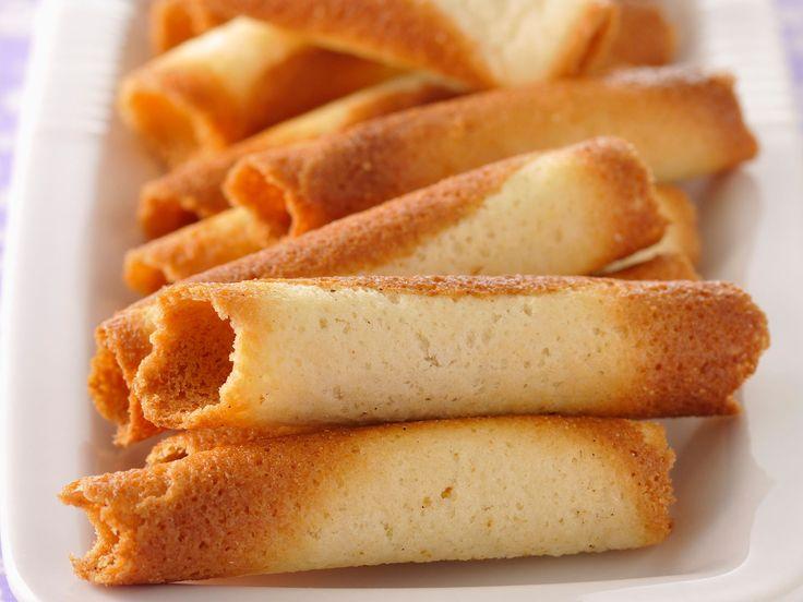 Découvrez la recette Cigarettes russes sur cuisineactuelle.fr.