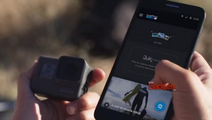 Gadgets: QuikStories, nueva función de GoPro para crear historias con nuestro archivos fotográficos y videos