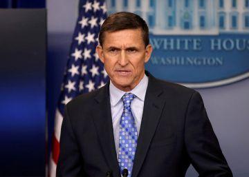 El fiscal ultima las pruebas para imputar a Michael Flynn por la trama rusa
