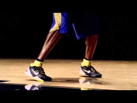 VIDEO: NIKE Presents Kobe Bryant's New Shoe – Kobe VII (HD)