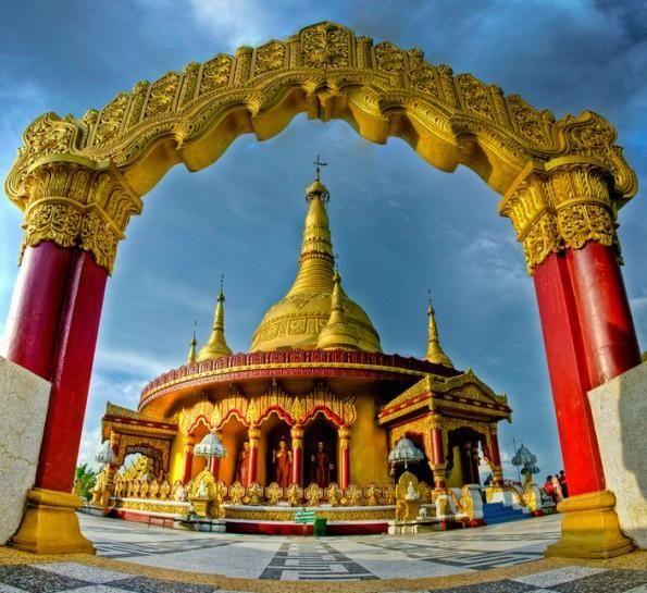 Honeymoon Places Bangladesh: Bandarban, Bangladesh #VOYAGE Http://www.inbangladesh.it