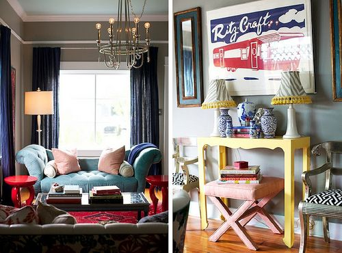 207 best images about living room on pinterest for Burgundy and turquoise living room