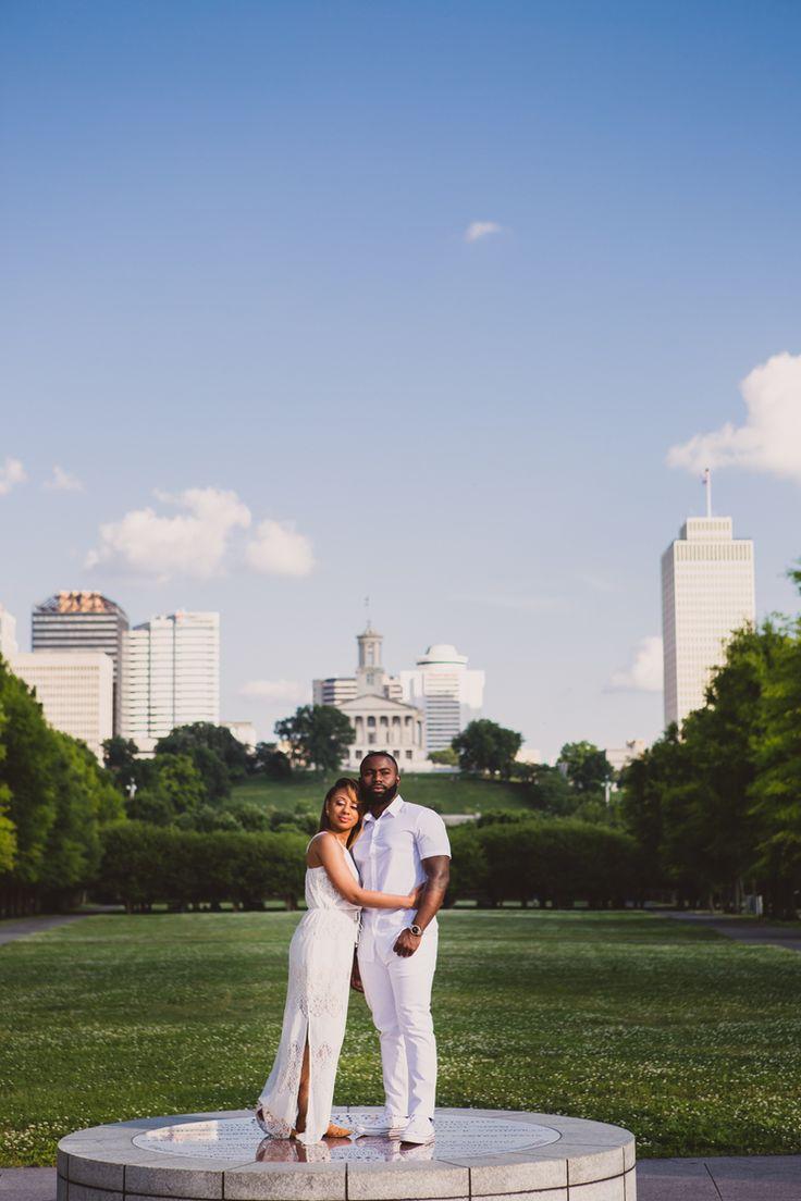 Bicentennial Park Engagement Nashville