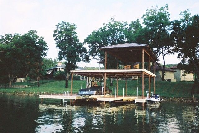 Boat Dock Construction Floating Boat Docks Stationary Boat Docks Texas Area