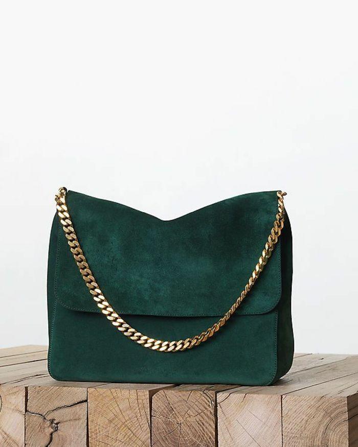 handtasche aus leder accessoires