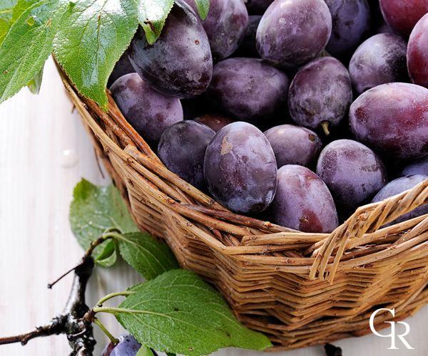 İçerdiği A ve C vitaminleriyle sağlık deposu olan mor eriği tüketmeye özen gösterin.
