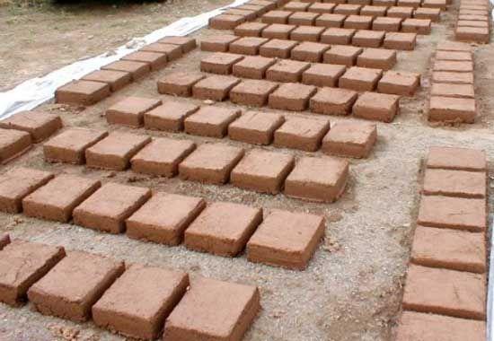 adobe blocks