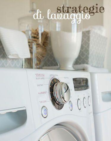 Step 1: la fase del lavaggio