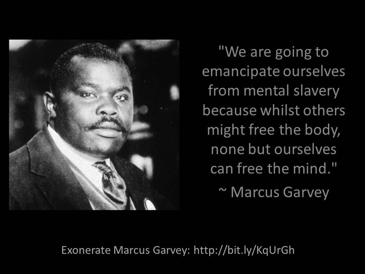 """marcus garvey thesis Essay about marcus garvey 752 words   4 pages marcus garvey """"final exam"""" marcus garvey, was born in jamaica in 1887 and is considered to be the father of."""
