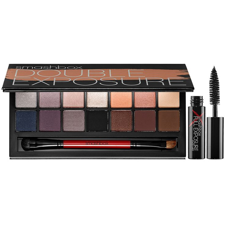 Mother's Day Gift Inspiration: Double Exposure Palette - Smashbox #sephora #mothersday #gifts #giftideas