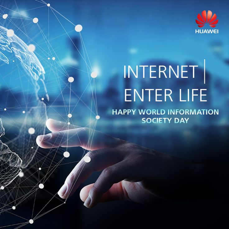 Information is power and the Internet its channel. Life without the Internet is beyond comprehension. Happy World Information Society Day #WTISD