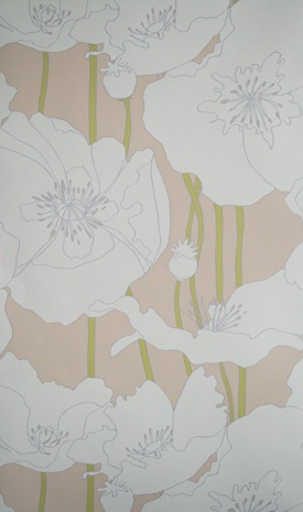 Osborne & Little - Arizona from Hothouse collection by Suzy Hoodless