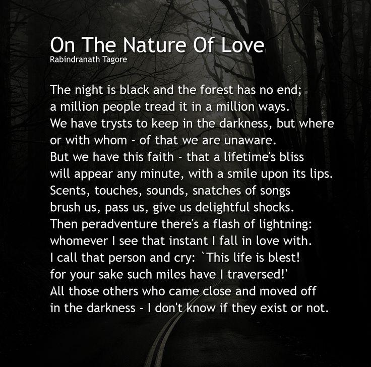 Rabindranath Tagore - poems