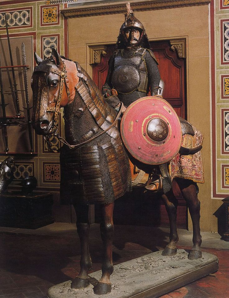 Turkish mail-&-plate armour, 15th-16th centuries AD photo MS_37.jpg