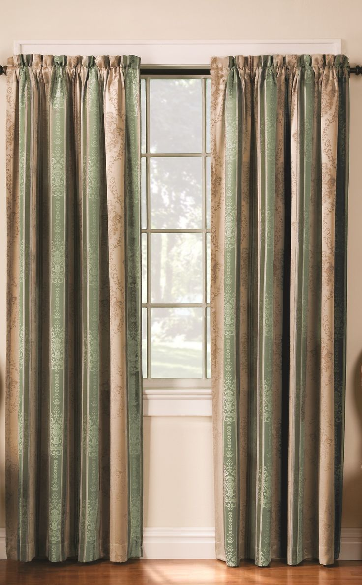 Tuscan Curtain Panel