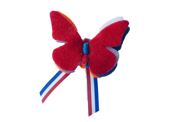 #Hollandse #vlinder #Dutch #Favorite - Hip & Haar Dutch Favorites