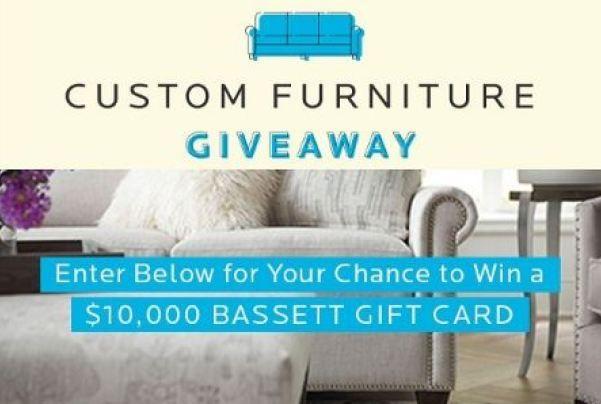 Bassettfurniture-Custom-Furniture-Sweepstakes | Sweepstakes