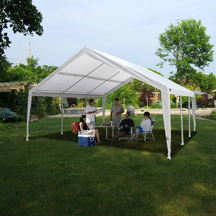 King Canopy 12 X 20 20 X 20 Expandable Event Tent
