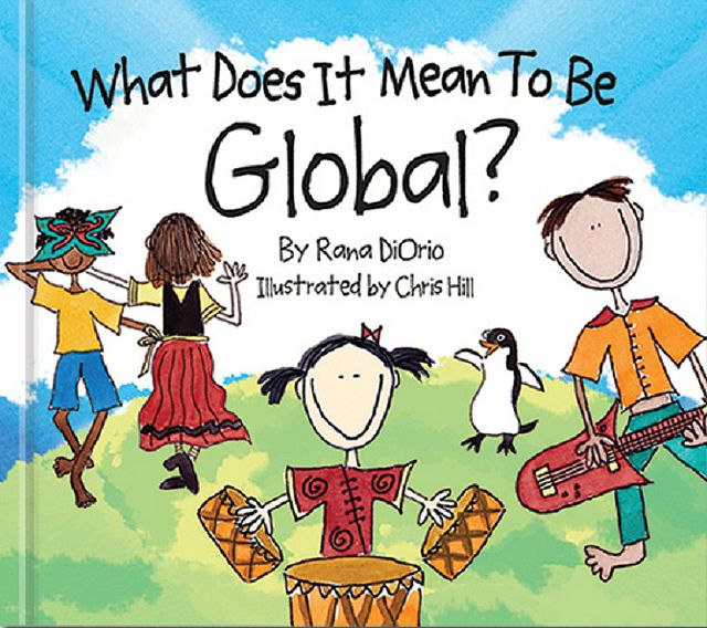 Great list of books by #ONE to foster global citizenship and understanding.