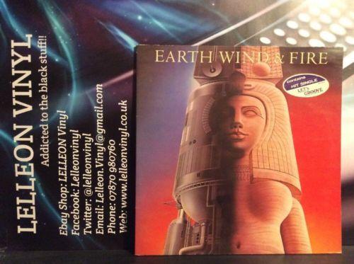 Earth Wind & Fire Raise! Gatefold LP Album Vinyl Record CBS85272 Soul 80's Music:Records:Albums/ LPs:R&B/ Soul:Soul