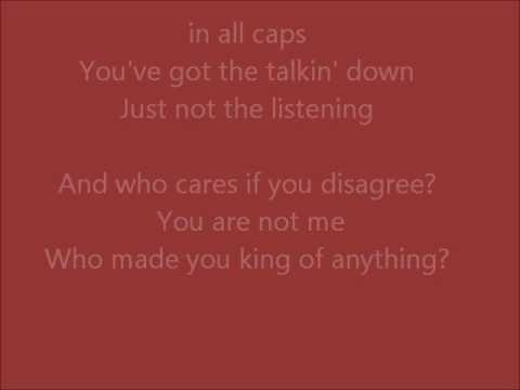 Sara Bareilles - King Of Anything Lyrics | MetroLyrics