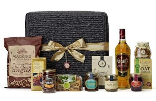 Aberdeen Angus Gift Basket - Scottish food and drink - Scottish Hampers
