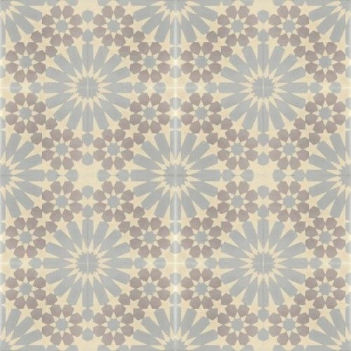 Moroccan Encaustic Cement Pattern Pre Sealed Gr12 163 2 43