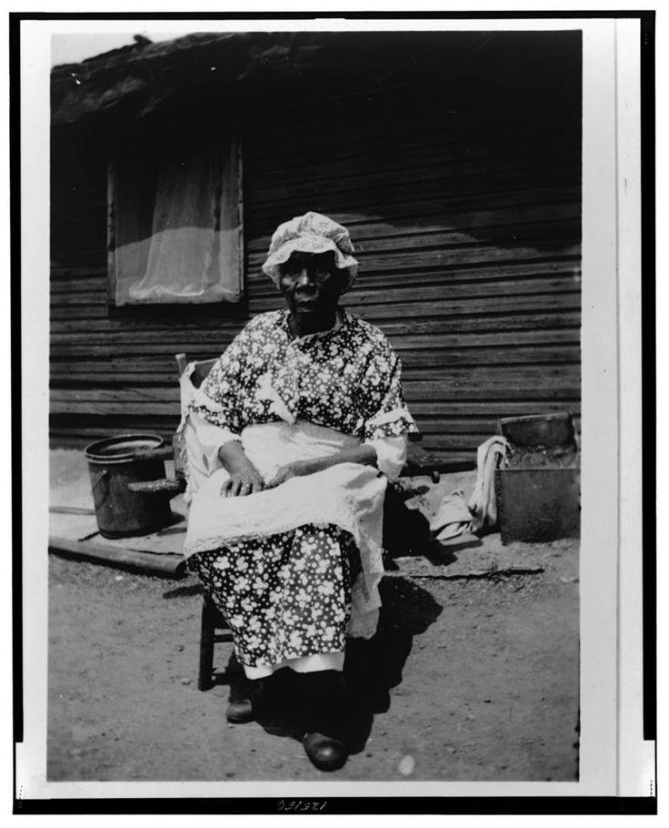 Julia Williams Wadsworth, ex-slave