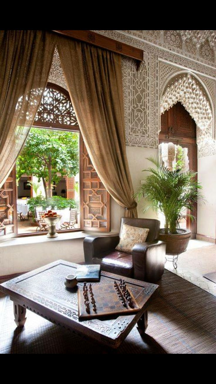 La Villa Des Orangers Marrakesh Hotel With Beautiful Moroccan Architecture Um OBSESSED