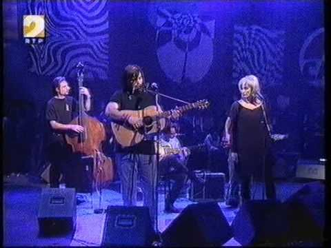 Steve Earle + Emmylou Harris + Daniel Lanois - Goodbye + interview (Later Witl Jools Holland, 1995) - YouTube
