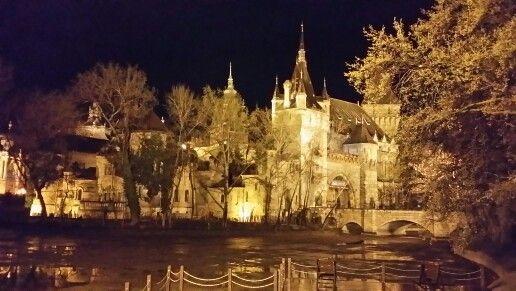 Vajdahunyad Castle Budspest