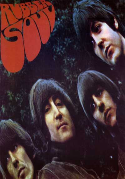The Beatles Rubber Soul Album Cover Music Poster 24x34 – BananaRoad