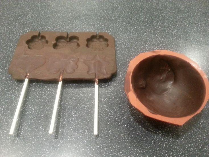 Tempérage du chocolat - Thermomix - Angel's Kitchen