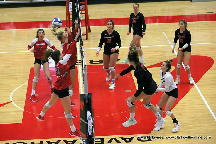 Apsu Volleyball Hosts Ovc Volleyball Tournament Play Tennessee State Thursday Volleyball Tournaments Volleyball Tournaments